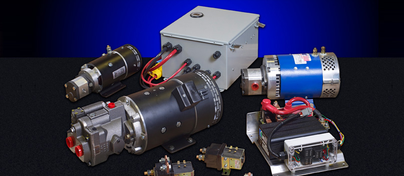 DC Drive Systems
