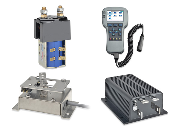 Curtis Products, Curtis Controllers, Curtis Albright Contactors